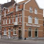 Uitvaarten Lenchant - Buitenaanzicht Funerarium Winkel Boom